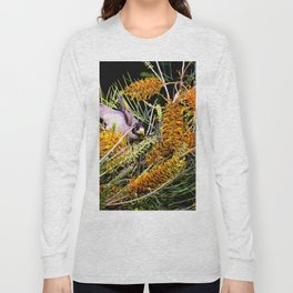 Dropping In For Lunch Long Sleeve T-shirt