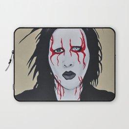 "Manson- ""Coma Black"" Laptop Sleeve"