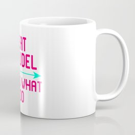 I Eat Strudel That's What I Do German Breakfast Pastry Gift Coffee Mug