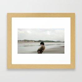 yung le4n Framed Art Print