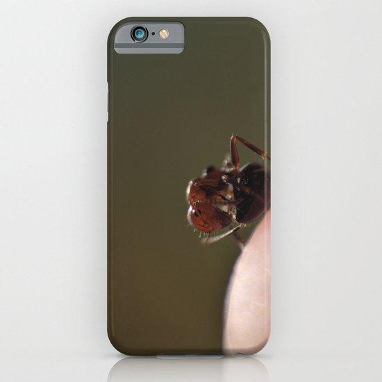 Walking on Finger iPhone & iPod Case