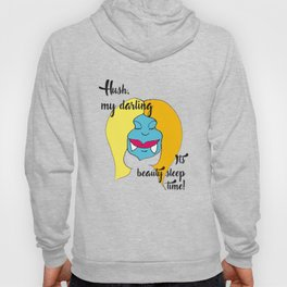 Mocca, the Fire Monster Mother Hoody