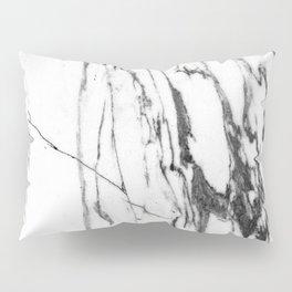 Classic White Marble #1 #decor #art #society6 Pillow Sham