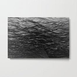 A LIGHT-VOID SEA Metal Print