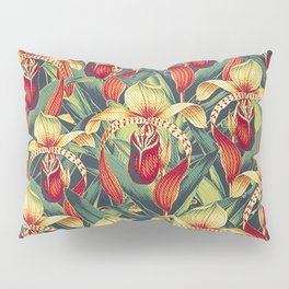 Vintage Garden 14 (Orchid Paradise) Pillow Sham