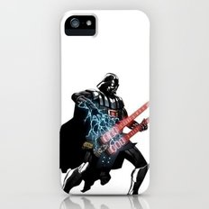 Darth Vader Force Guitar Solo iPhone (5, 5s) Slim Case