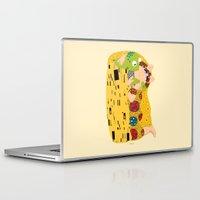 muppets Laptop & iPad Skins featuring Klimt muppets by tuditees