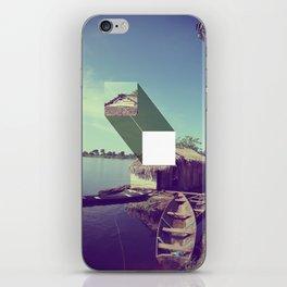 Stitched Amazon iPhone Skin