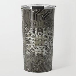 Computer Circuit Board 1 Travel Mug