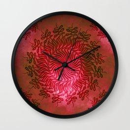 Mandala vibes 5. Wall Clock