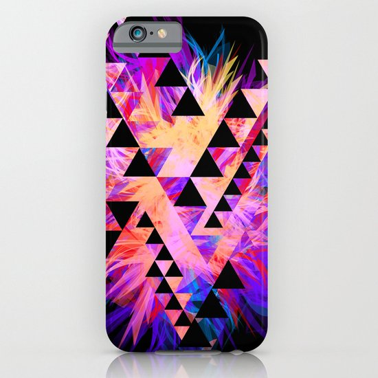 Native American Firebird iPhone & iPod Case