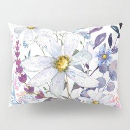 Wildflowers V Pillow Sham