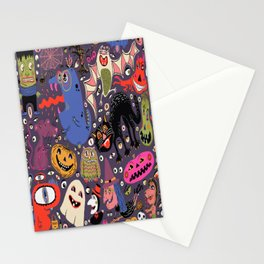 Yay for Halloween! Stationery Cards