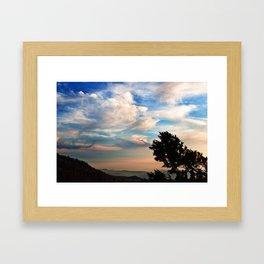 Cloud IV Framed Art Print