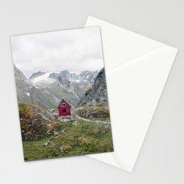 Mint Hut Stationery Cards