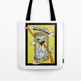 Old School Coffee Flash Tote Bag