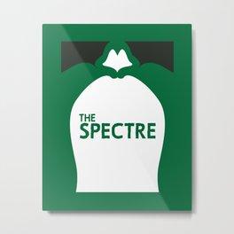 S.P.E.C.T.R.E. Metal Print