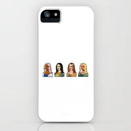 Giocondas - Mona Lisa iPhone Case