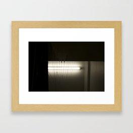 True Horizon Framed Art Print