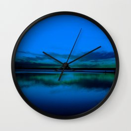Scenery 1 Wall Clock
