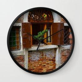 Travel Venice Italy 2 Wall Clock