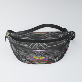 """""""Beez Lee Art : Wish Upon A Triangle Star"""" Fanny Pack"""