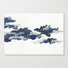 clouds_april Canvas Print
