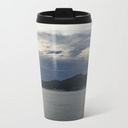 Dusk in Samoa DPG150414a Travel Mug