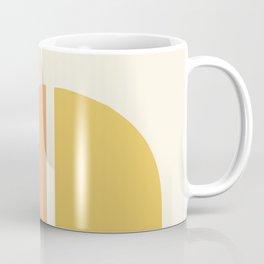 Geometric abstract minimal #shapes #geometric Coffee Mug