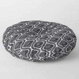 Ogee, a UFO! Floor Pillow