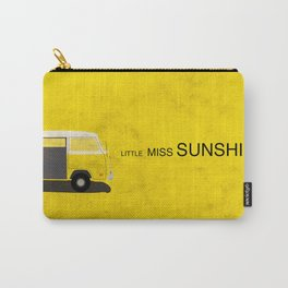 Little Miss Sunshine Minimalist Poster Carry-All Pouch