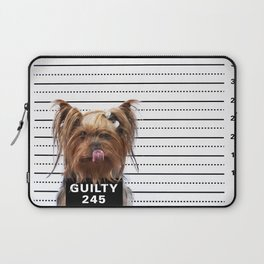 GUILTY! Laptop Sleeve