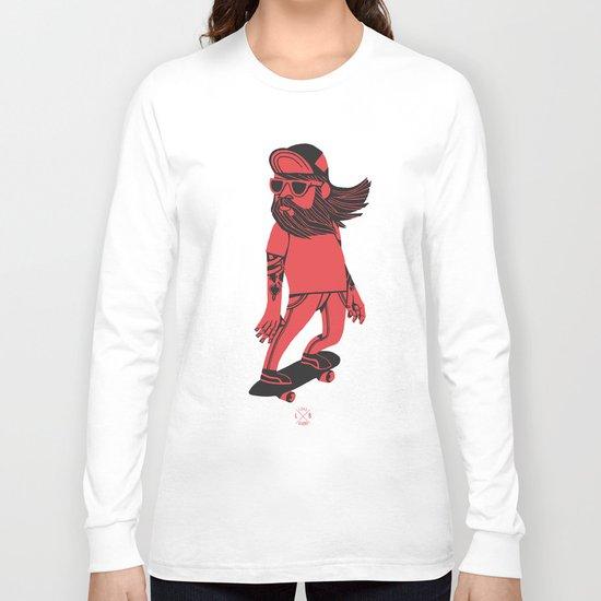 Longbearded Long Sleeve T-shirt