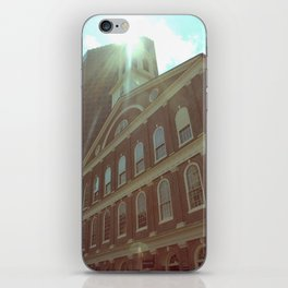 Faneuil Hall iPhone Skin