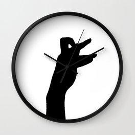 KWAK KWAK MUTHAFUCKA Wall Clock