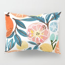 Fruit Shower Pillow Sham