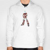 spaceman Hoodies featuring Spaceman by Robert Cooper