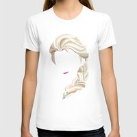 elsa T-shirts featuring Elsa by Bethany Mallick