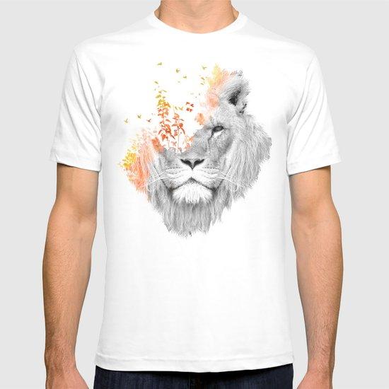 If I roar (The King Lion) T-shirt