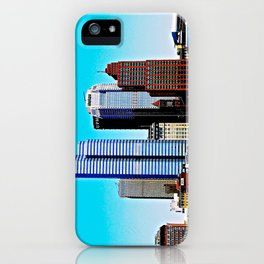 Pittsburgh Morning iPhone Case