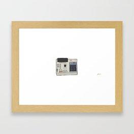 XL Framed Art Print