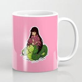 Snake Goddess Naga Coffee Mug