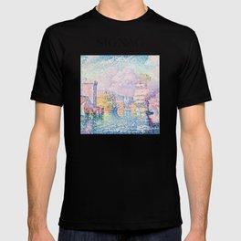 Signac - La Tour Rose, Marseille T-shirt