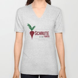 Schrute Farms Unisex V-Neck