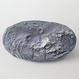 Moon Surface Floor Pillow