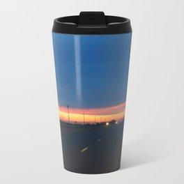 Lubbock Sunset Travel Mug
