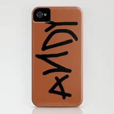 Andy iPhone (4, 4s) Slim Case