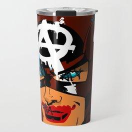 Captian Anarchy Variant W/patterns Travel Mug