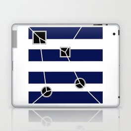 Gee Oh Metric Laptop & iPad Skin