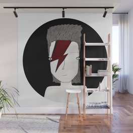 Bowie, Bowie, Bowie Wall Mural
